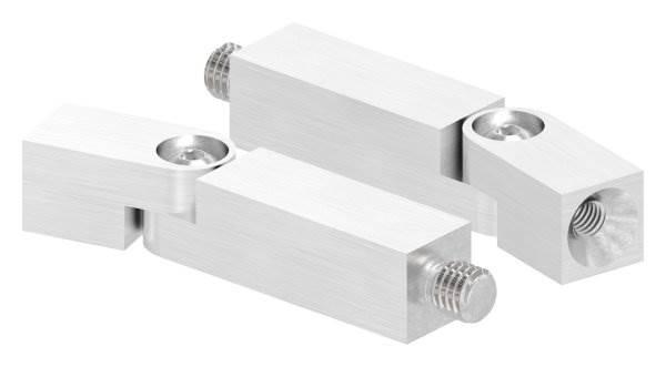 Gelenkstift | Maße: 68x14x14 mm | mit Außen- und Innengewinde | V2A