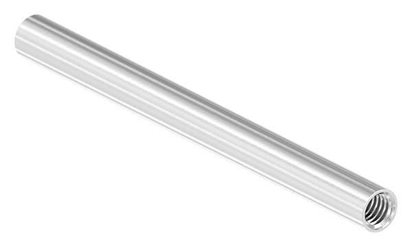 Gewindeterminal mit Innengewinde | Linksgewinde | Für Seil von Ø 3 mm bis Ø 8 mm | V2A