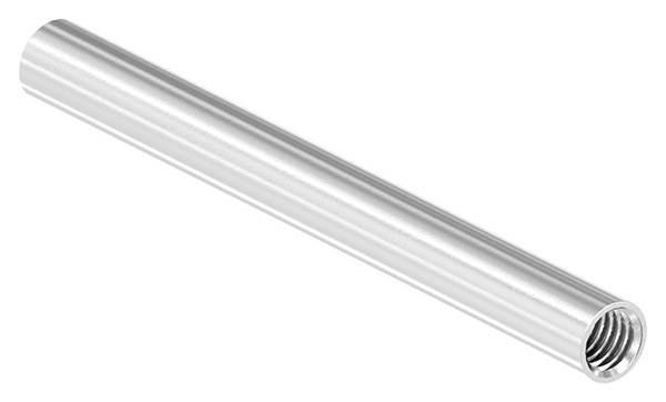 Gewindeterminal mit Innengewinde | Linksgewinde | Für Seil von Ø 4 mm |V2A
