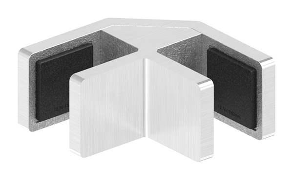 Glasausrichter | für Glas: 12,76-13,52 mm | V4A