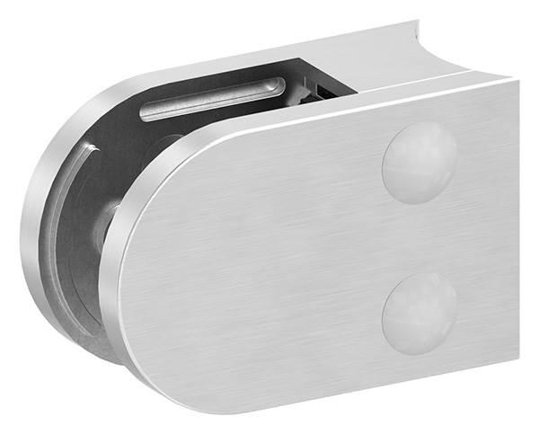 Glasklemme 63x45x30 mm AbZ für Anschluss Ø 42,4 mm V2A