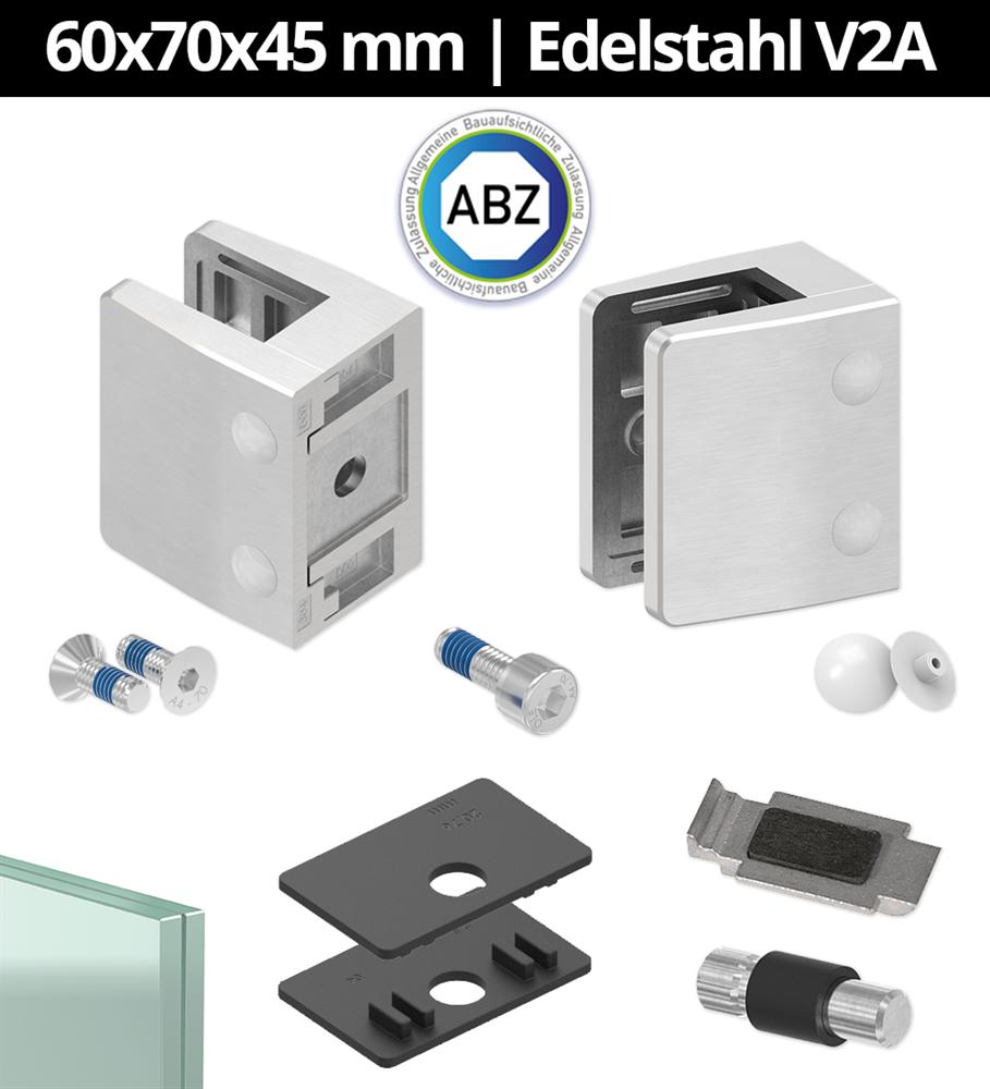 Glasklemme ABZ  | 60x70x45 mm |