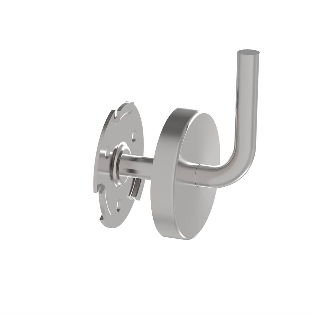 Handlaufhalter   mit Cliprosette   Handlauf zum Anschweißen   V2A