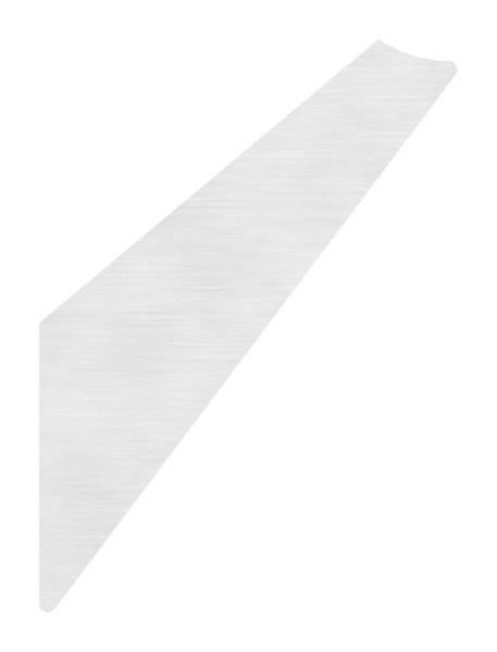 Handlaufschwert zum Anschweißen für Rohr Ø 42,4 mm V2A