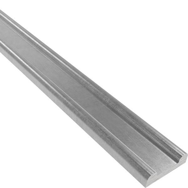 Hespeneisen   Material: 30x8x4 mm   Länge: 3000 mm   Stahl (Roh) S235JR
