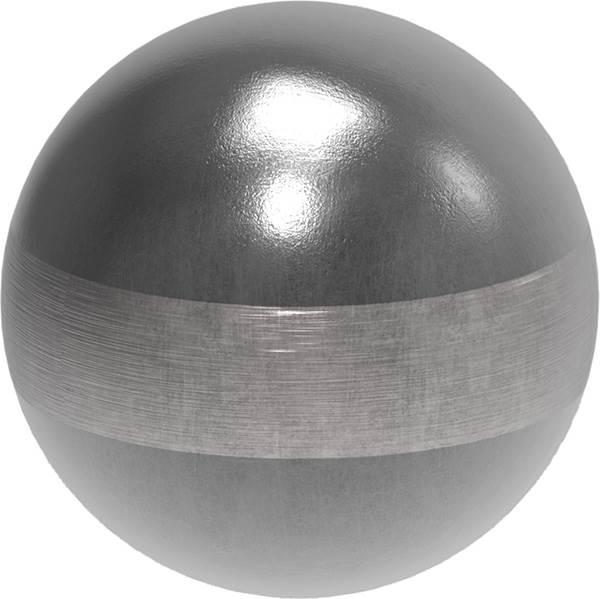 Hohlkugel | Ø 100 mm | Stahl S235JR, roh