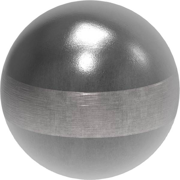 Hohlkugel | Ø 500 mm | Stahl S235JR, roh
