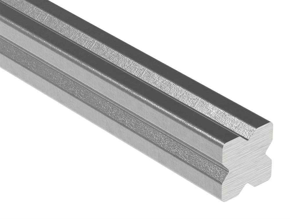 Vierkant | 12x12 mm | 3300 mm | Stahl (Roh) S235JR