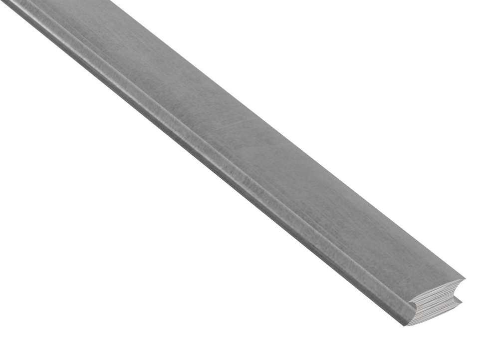 Flacheisen | 16x8 mm | 3300 mm | Stahl (Roh) S235JR
