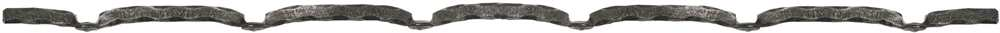 Traverseneisen   12x12mm   2000 mm   Stahl (Roh) S235JR