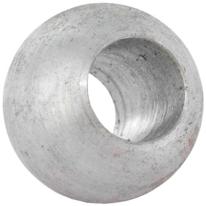 Kugel Ø 35 mm | mit Durchgangsbohrung 12,2 mm | Stahl S235JR