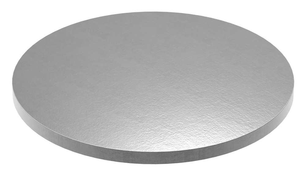 Ronde | Ø 80x4 mm | Stahl (Roh) S235JR
