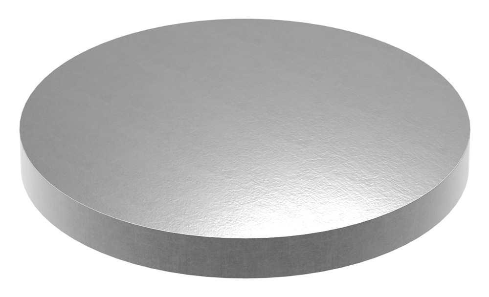 Ronde | Ø 100x10 mm | Stahl (Roh) S235JR