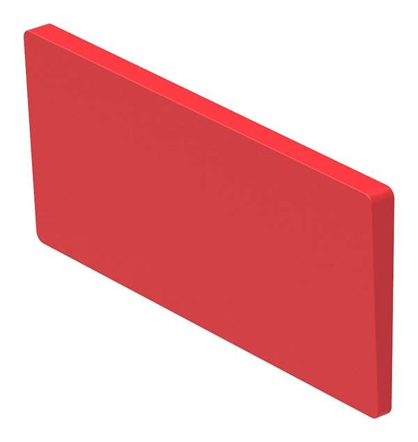 Keil | für Aluprofil | für Glas 12,76-13,52 mm