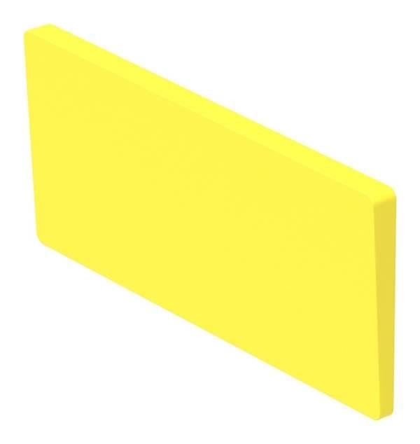 Keil | für Aluprofil | für Glas 16,76-17,52 mm