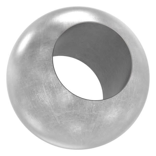 Kugel Ø 25 mm | mit Durchgangsbohrung 14,2 mm | Stahl S235JR, roh