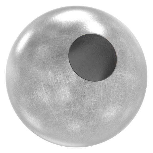 Kugel Ø 35 mm | mit Durchgangsbohrung 12,2 mm | Stahl S235JR, roh