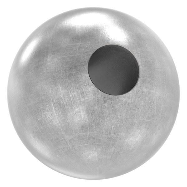 Kugel Ø 40 mm | mit Durchgangsbohrung 12,2 mm | Stahl S235JR, roh