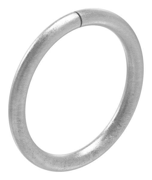 Ring | Material: 10 mm | Außen-Ø 100 mm | Stahl S235JR, roh