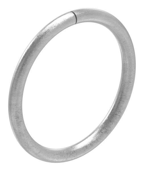 Ring | Material: 10 mm | Außen-Ø 115 mm | Stahl S235JR, roh
