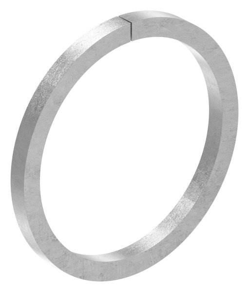 Ring | Material: 12x12 mm | Außen-Ø 160 mm | Stahl S235JR, roh