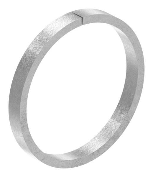 Ring | Material: 12x6 mm | Außen-Ø 110 mm | Stahl S235JR, roh