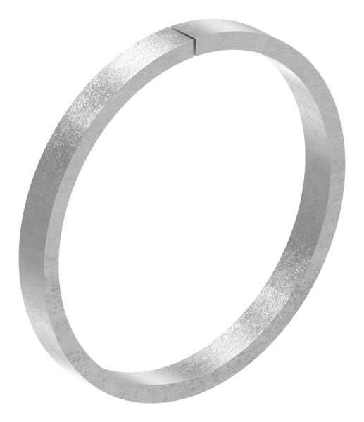 Ring | Material: 12x6 mm | Außen-Ø 120 mm | Stahl S235JR, roh