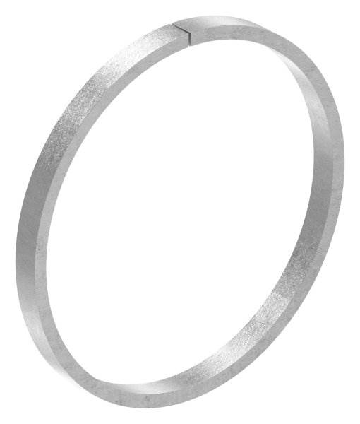 Ring | Material: 12x6 mm | Außen-Ø 160 mm | Stahl S235JR, roh