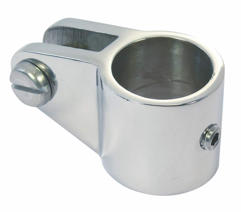 Rohr | mittelstück | Schrauben-Ø: 5,2 mm - 7,1 mm | V4A