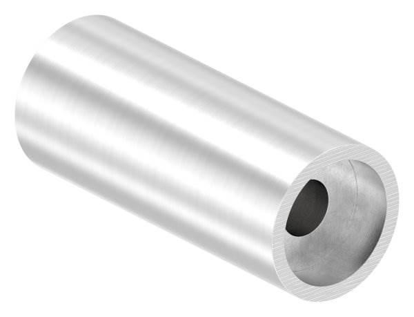 Rohrabstandshalter V2A für Stoßgriffe (Flach)