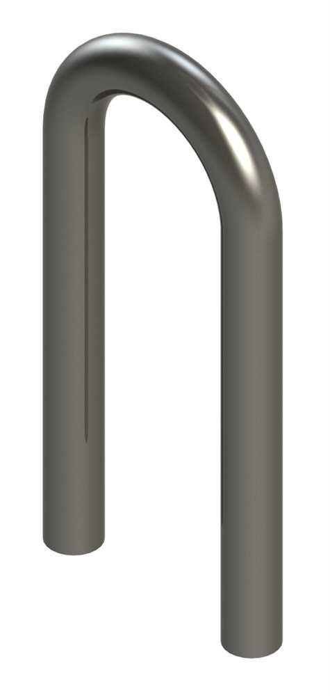 Stahl Rohrbogen | 180° | 26,9x2,0 mm | Stahl S235JR, roh