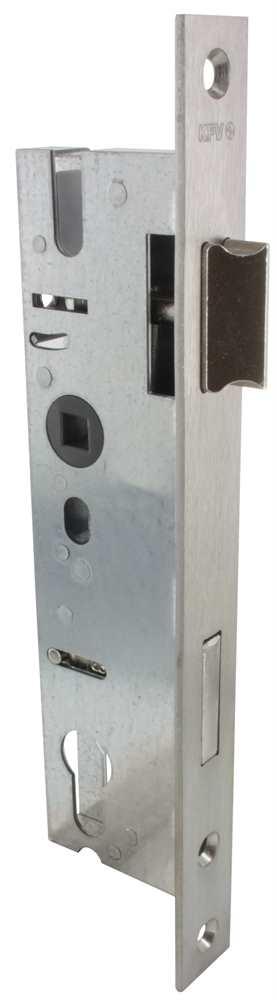 Rohrprofilschloss   Dornmaß: 35 mm   Stahl (verzinkt) S235JR