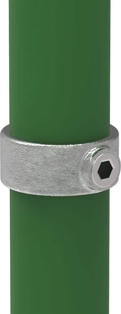 Rohrverbinder   Stellring   179D48   48,3 mm   1 1/2   Temperguss u. Elektrogalvanisiert