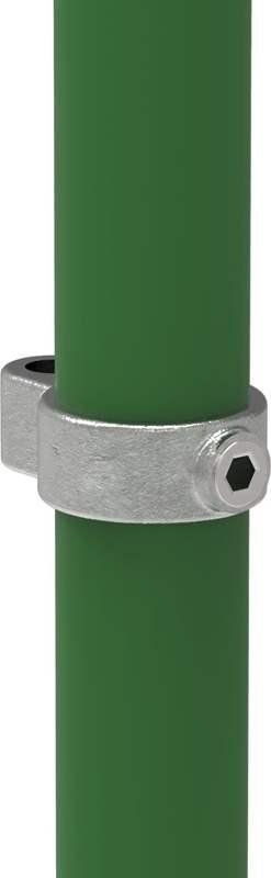 Rohrverbinder | Stellringauge | 138A27 | 26,9 mm | 3/4 | Temperguss u. Elektrogalvanisiert