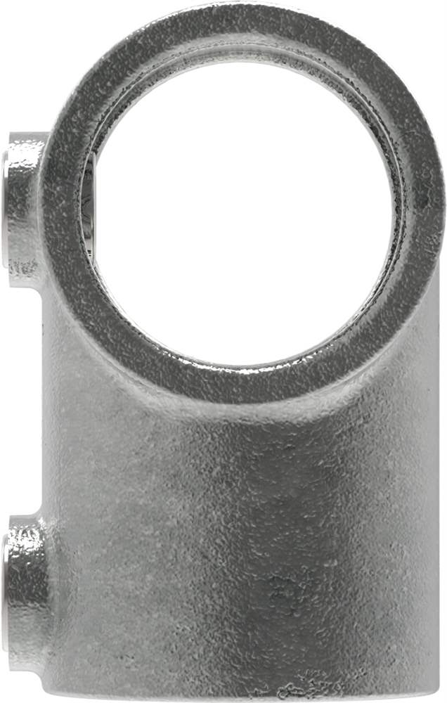 Rohrverbinder | T-Stück kurz | 101 | 21,3 mm - 60,3 mm | 1/2 - 2 | Temperguss u. Elektrogalvanisiert