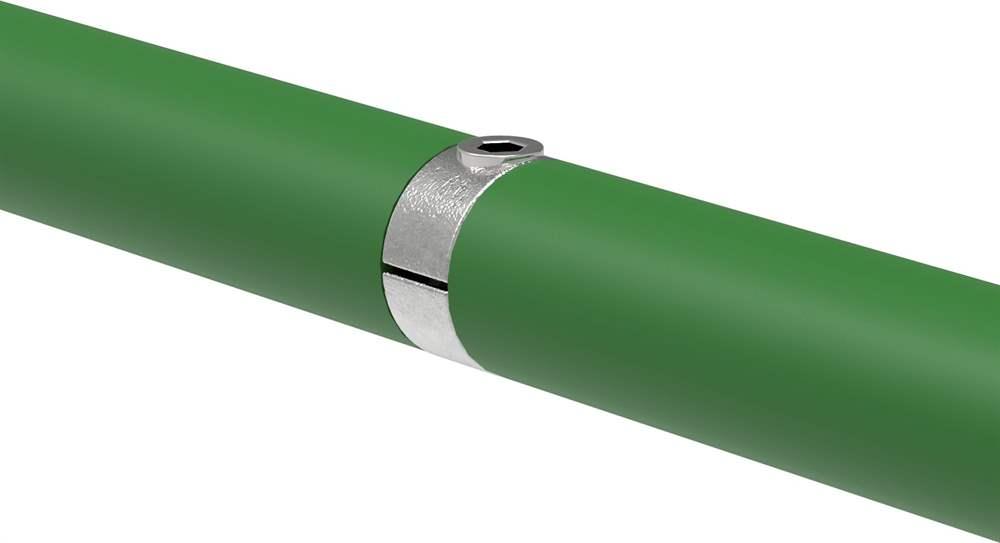 Rohrverbinder | Verbindungsstück innen | 150 | 26,9 mm - 48,3 mm | 3/4 - 1 1/2 | Temperguss u. Elektrogalvanisiert