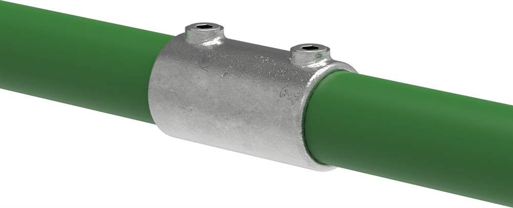 Rohrverbinder | Verlängerungsstück außen | 149A27 | 26,9 mm | 3/4 | Temperguss u. Elektrogalvanisiert