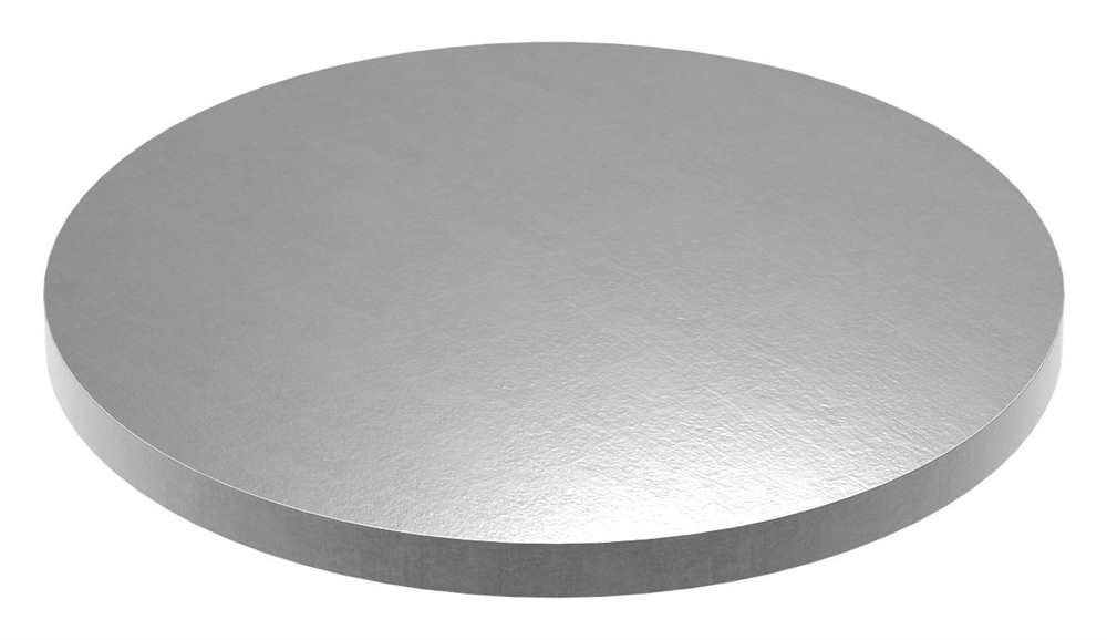 Ronde | Ø 100x6 mm | Stahl (Roh) S235JR