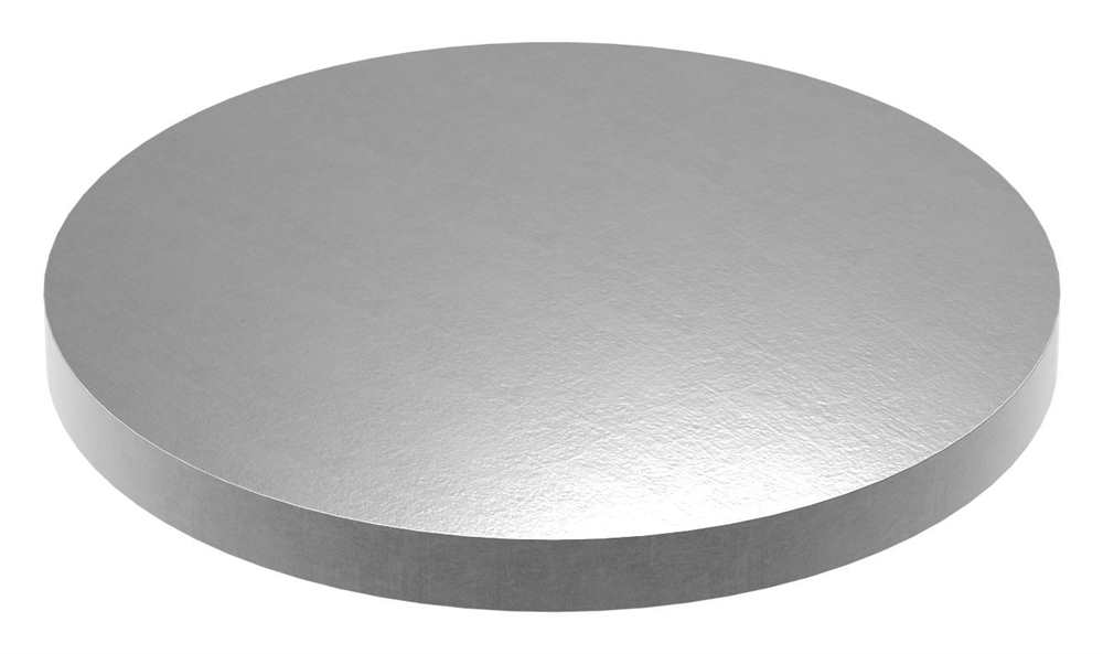 Ronde | Ø 100x8 mm | Stahl (Roh) S235JR