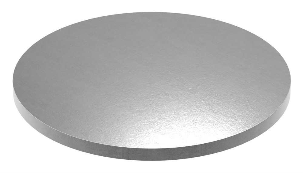 Ronde | Ø 120x6 mm | Stahl (Roh) S235JR