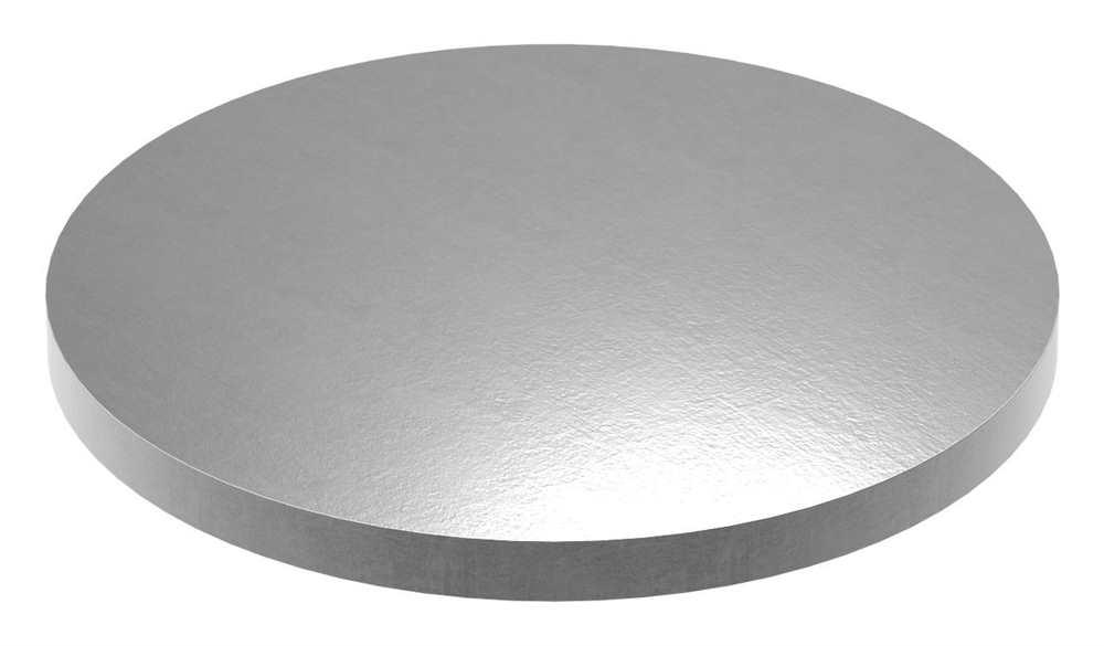 Ronde | Ø 120x8 mm | Stahl (Roh) S235JR