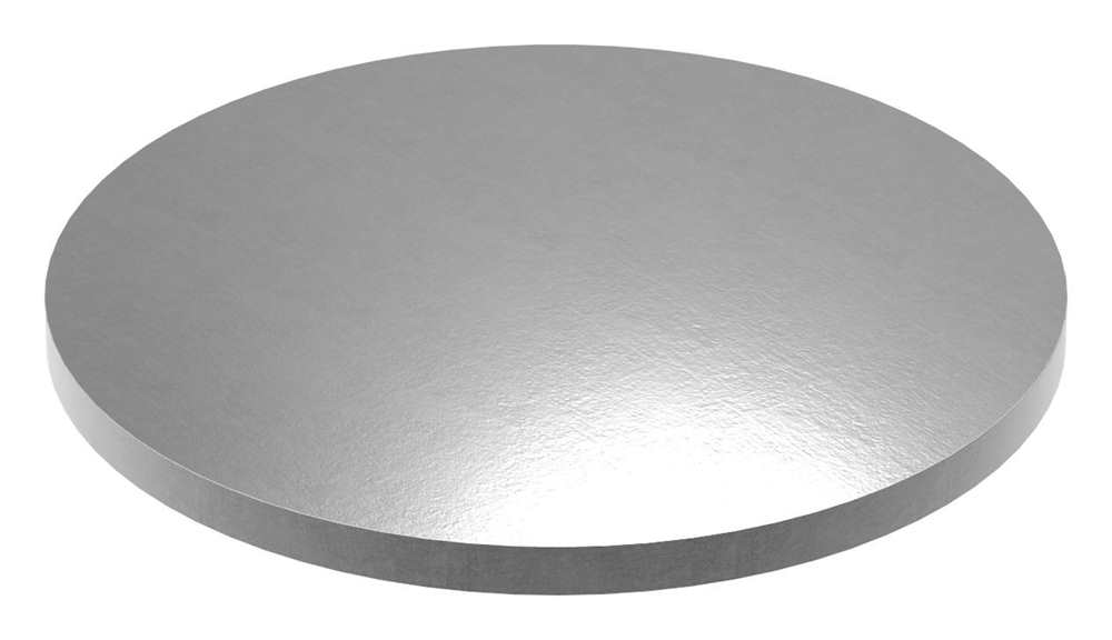 Ronde | Ø 150x8 mm | Stahl (Roh) S235JR