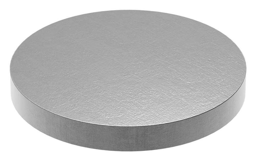 Ronde | Ø 33x4 mm | Stahl (Roh) S235JR