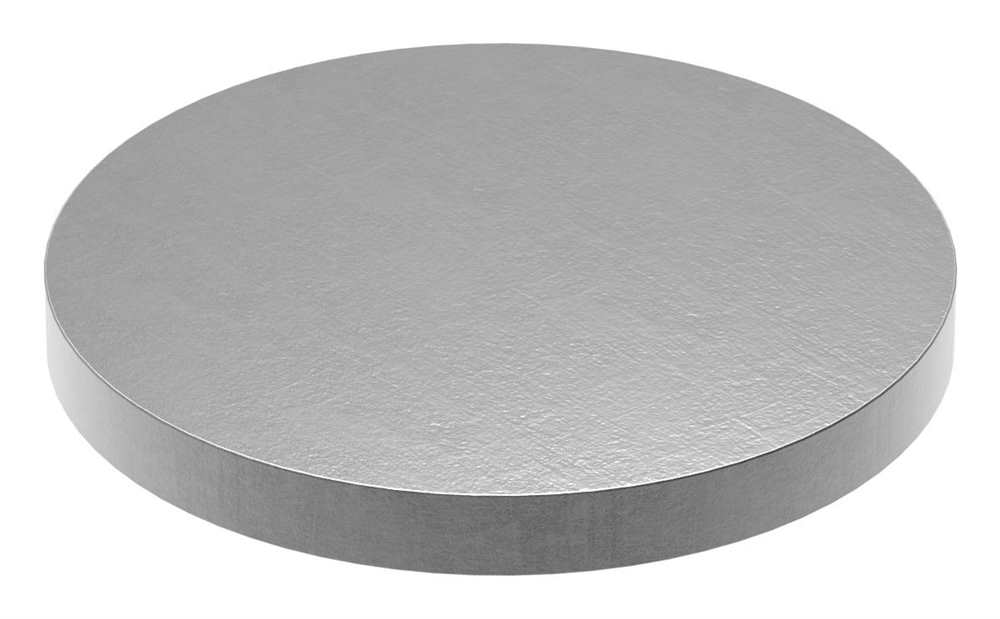Ronde | Ø 40x4 mm | Stahl (Roh) S235JR