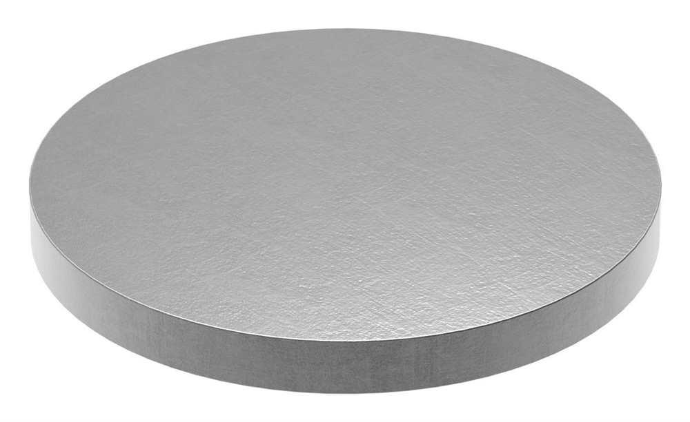 Ronde | Ø 42x4 mm | Stahl (Roh) S235JR