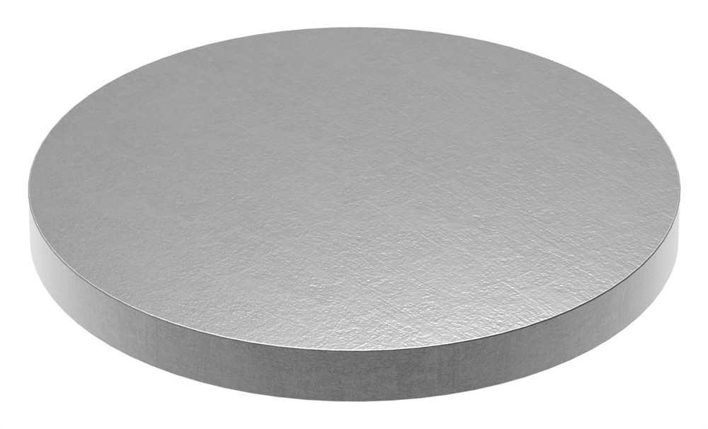 Ronde | Ø 45x4 mm | Stahl (Roh) S235JR