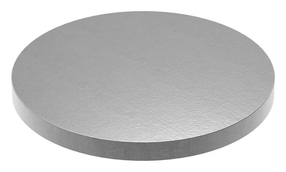 Ronde | Ø 50x4 mm | Stahl (Roh) S235JR