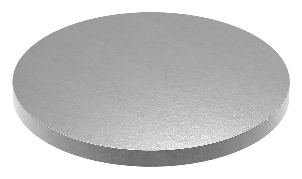 Ronde | Ø 60x4 mm | Stahl (Roh) S235JR