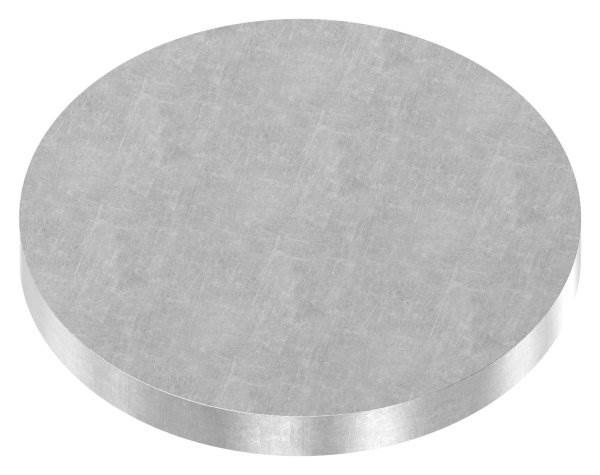 Ronde | Ø 100x10 mm | Stahl S235JR, roh