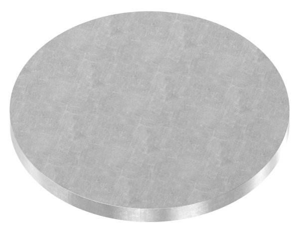 Ronde | Ø 120x8 mm | Stahl S235JR, roh